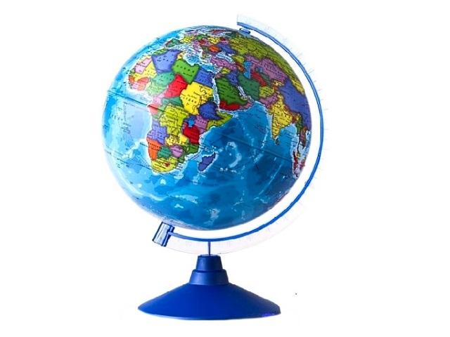Глобус политический D 250 мм КЕ012500187
