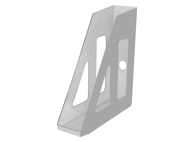Лоток вертикальный  7см Стамм Актив серый ЛТ510