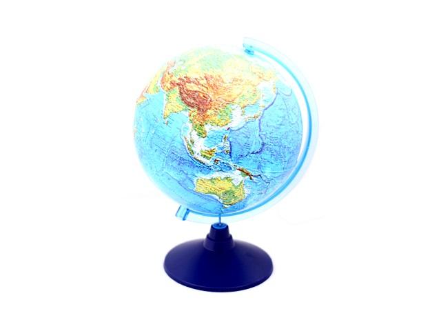 Глобус физический D 250 мм Ке012500186