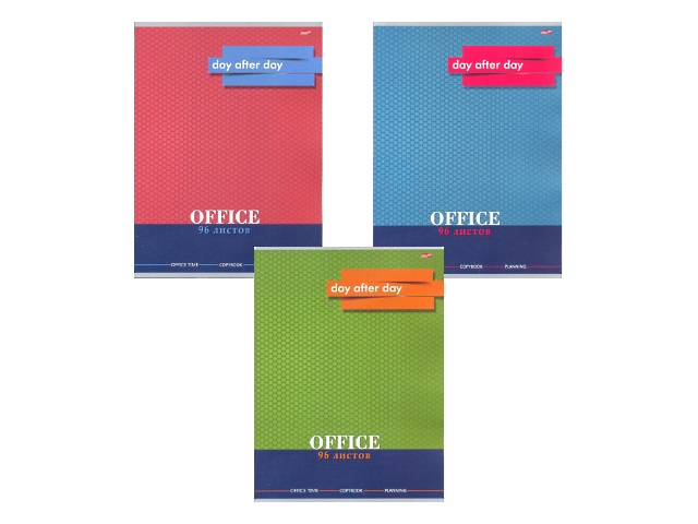 Тетрадь А4  96л Office Классика Prof Press 96-6818