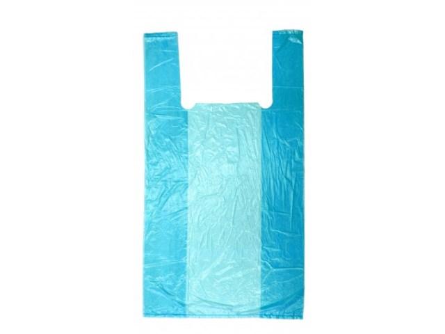 Пакет майка 22*36 см, 100 шт. в наборе, Крымпласт