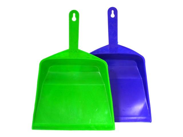Совок для мусора пластиковый, цвета в ассортименте, арт. 0257