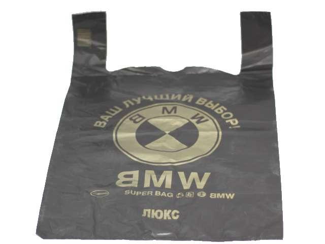 Пакет майка 44*74 см большой BMW Люкс Крымпласт 39/005
