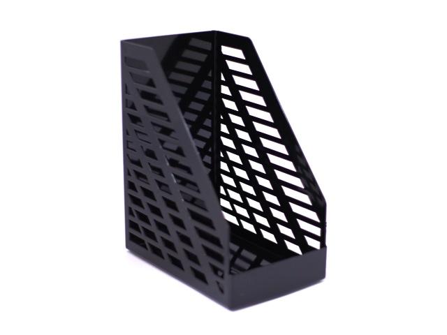 Лоток вертикальный 16см черный XXL ЛТ901