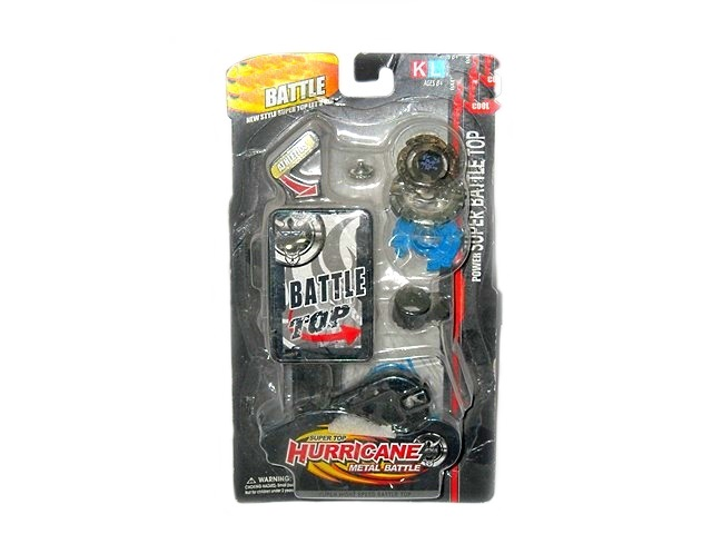 Игровой набор Hurricane Metal Buttle Top, арт. 8003
