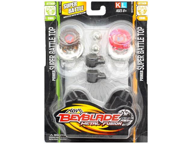 Игровой набор Beyblade Metal Fusion Super Battle Top, арт. 8002