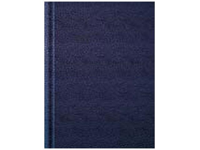 Ежедневник А5 бумвинил 136л синий Prof Press 136БВ-5295