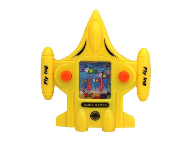 Игра водная с кольцами Рыжий кот Космический корабль 13*12см Y9447114
