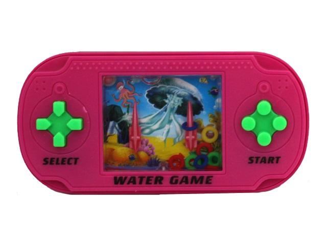 Игра водная с кольцами Рыжий кот Игровая приставка-3 10.5*5см Y9447115