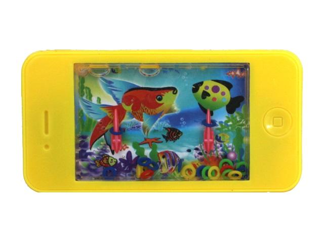 Игра водная с кольцами Рыжий кот Смартфон 11.5*4.8см Y9447104