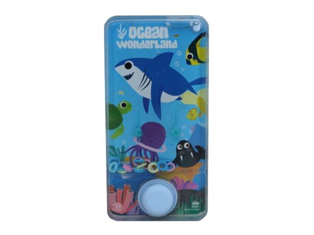 Игра водная с кольцами Рыжий кот Подводные друзья 13.5*5.5см Y6429095
