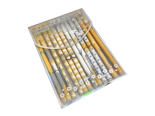Ручка пиши-стирай Basir гелевая синяя 0.5мм 1810