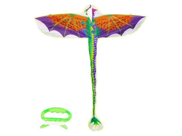 Воздушный змей Рыжий кот Дракон 108*48см AN02478