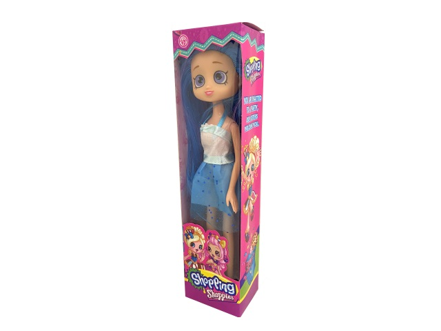 Кукла Shopping Shoppies 23см 1010
