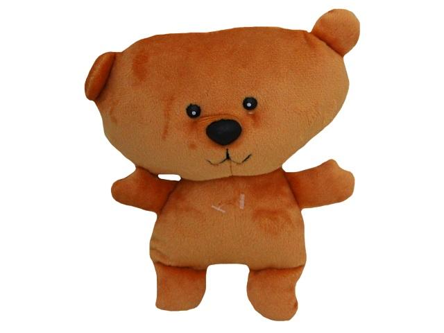 Мягкая игрушка Головастик Медведь 20см Крым 03778