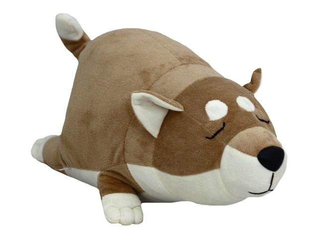 Мягкая игрушка Собака Сиба-ину №2 35см Крым 03921