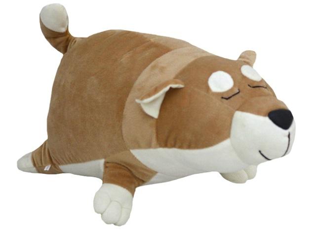 Мягкая игрушка Собака Сиба-ину №3 42см Крым 03922
