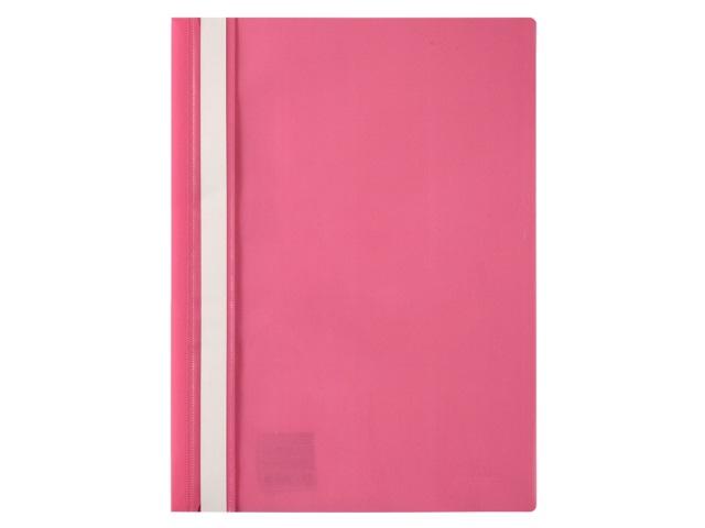 Скоросшиватель А4 Axent розовый глянцевый 1317-23-A