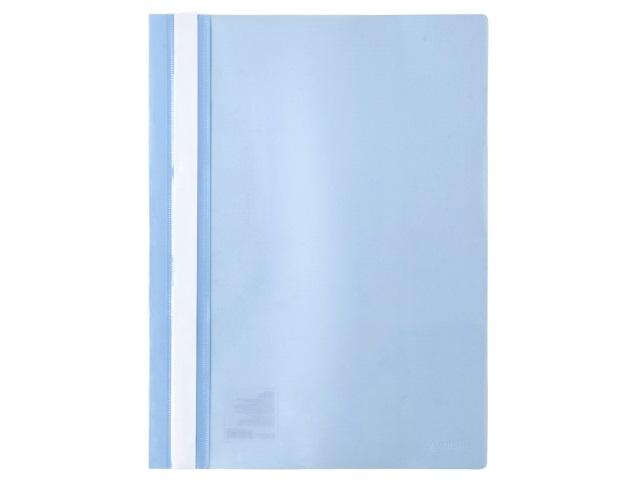 Скоросшиватель А4 Axent светло-голубой глянцевый 1317-07-A