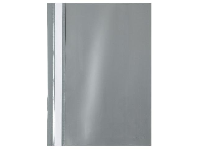Скоросшиватель А4 Axent серый глянцевый 1317-12-A
