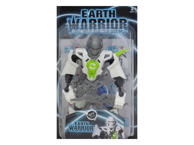 Робот на шарнирах Earth Warrior Додон 17см Shantou 7679