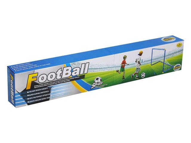 Футбол Ворота 61*30*41см + мяч 10см + насос LT-06A1
