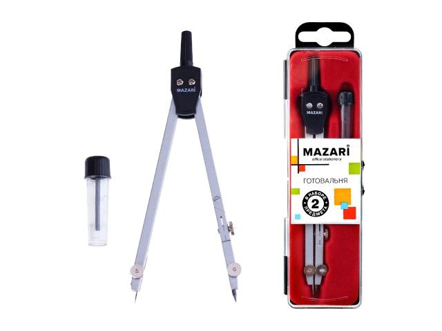 Готовальня  2 предмета Mazari M-4503