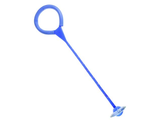 Нейроскакалка светящаяся синяя 6191