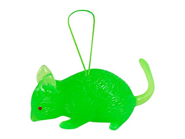 Мышь 8см светящаяся T180