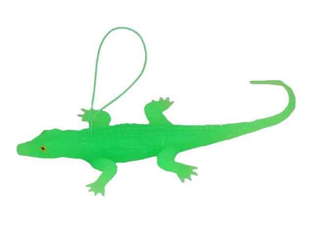 Крокодил 20см светящийся T185