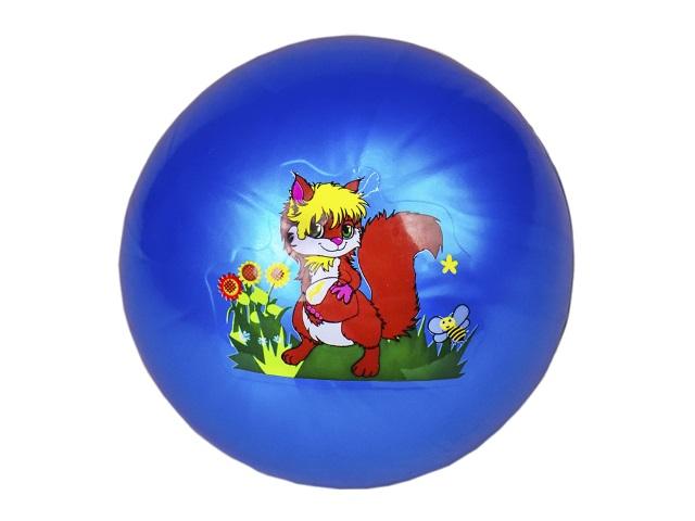 Мяч 25 см Рыжий кот Мульт цветной AN03215