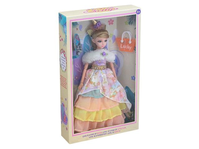 Кукла Прекрасная принцесса 28см Рыжий кот Y23443032