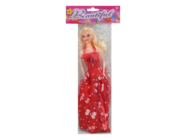 Кукла Beautiful 28см в пышном платье Рыжий кот 1268889