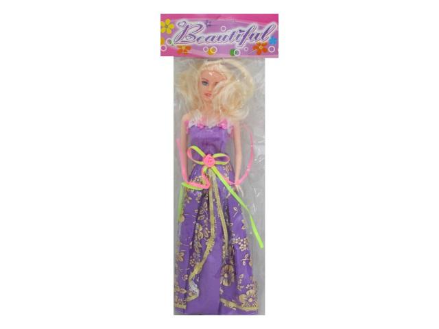 Кукла Beautiful 28см в ярком платье Рыжий кот 1268909