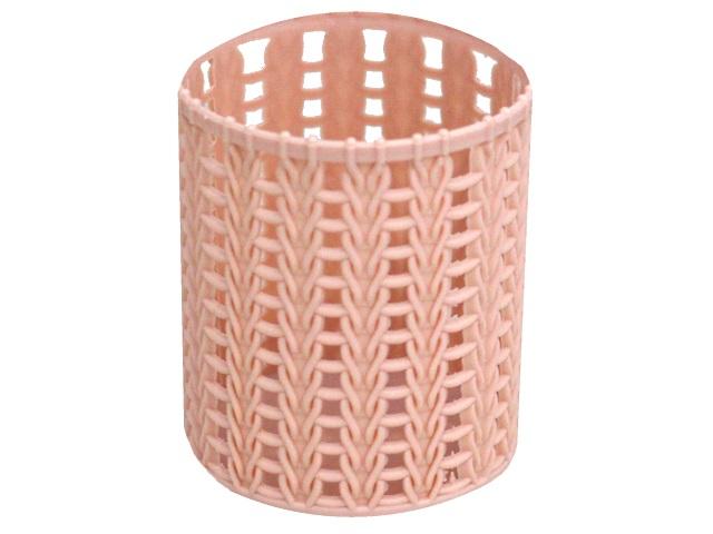 Стакан для ручек пластик Mazari Knitting M-9322