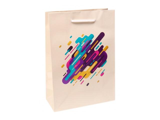 Пакет подарочный бумажный 14*20*6.5см Miland Креативное решение ПКП-3519
