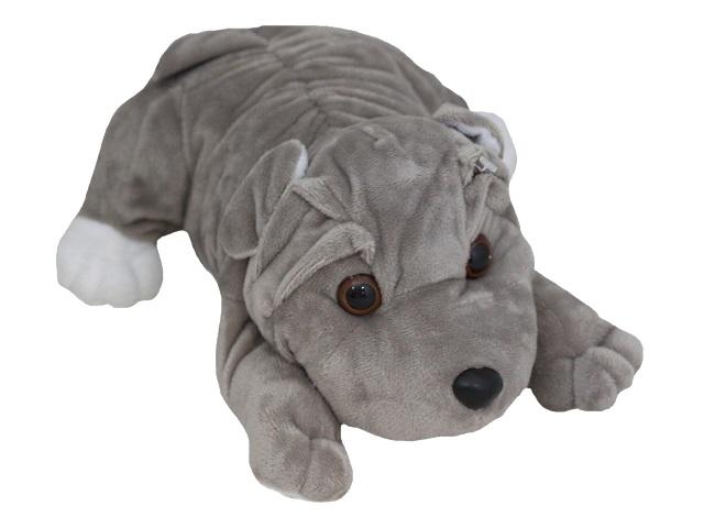 Мягкая игрушка Собака Шарпей №1А 25см Крым 03622