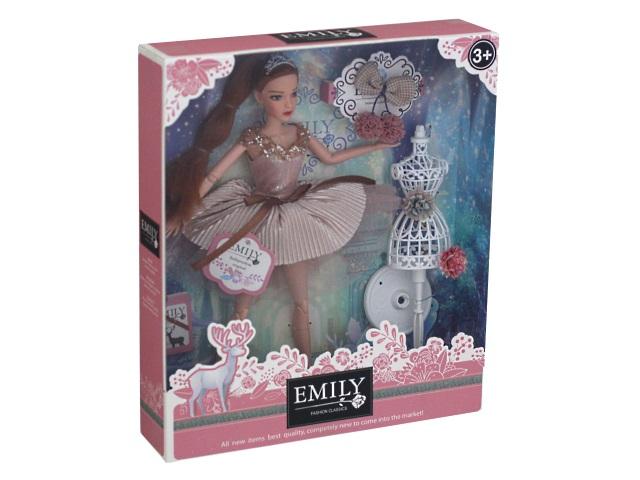 Кукла Emily Ванильное небо 28см Дизайнер модной одежды 76969