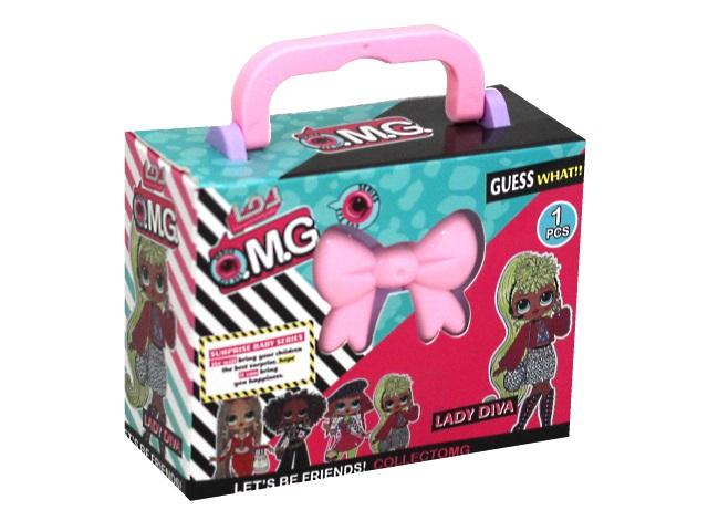 Кукла в сумочке OMG MI581