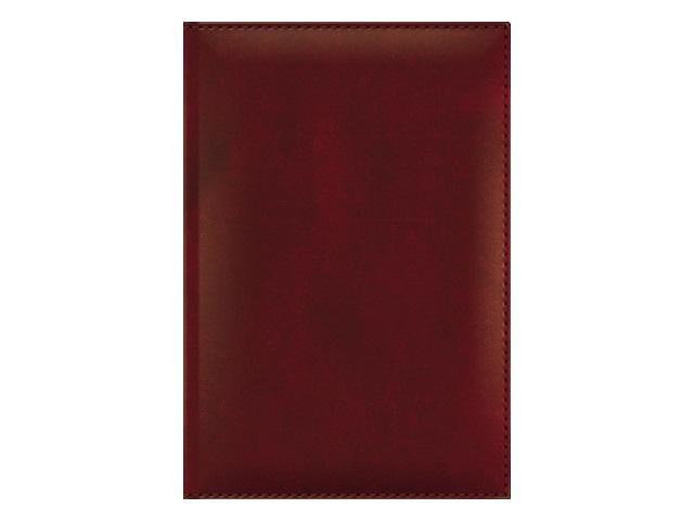 Ежедневник А5 кожзам 176л Hatber Caprice Prestige коричневый 176Ед5_02504