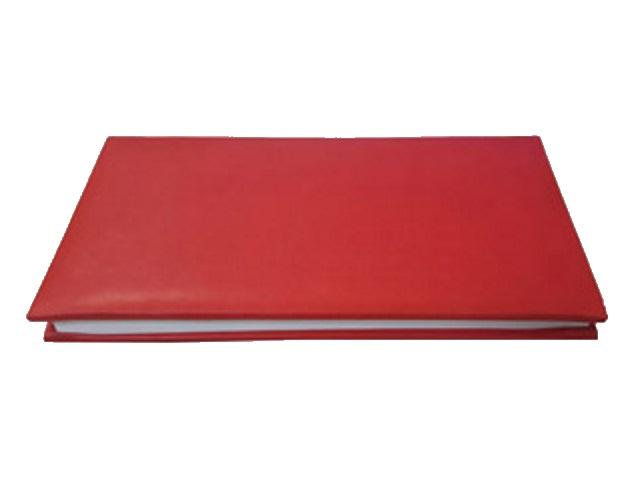 Планинг мини кожзам 64л Prof Press Глосс красный 64-1515