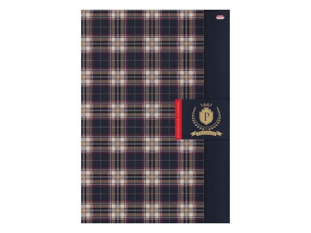 Книга канцелярская  96л Prof Press Шотландская клетка 96-1922