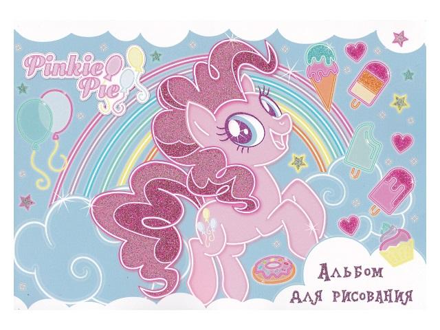 Альбом 20л А4 Академия Холдинг клееный My Little Pony MP72-2