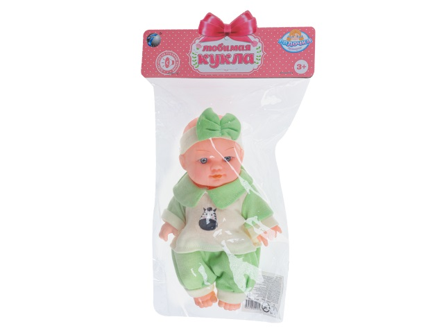 Пупс 22см Радочка Малыш в пижаме 911698R