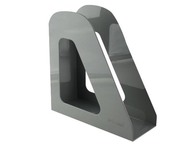 Лоток вертикальный  9см Стамм Фаворит серый ЛТ706