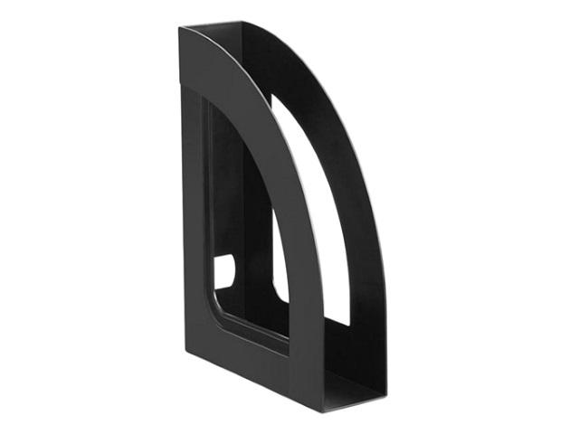 Лоток вертикальный  7см черный Респект ОФ111