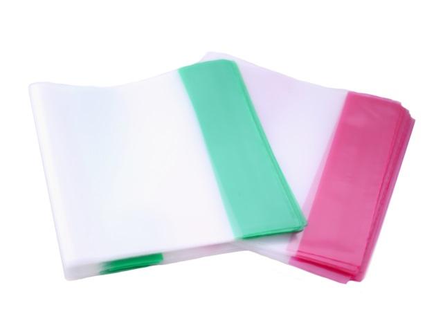 Обложки для учебников 150 мкм 24.5 см с цветными краями У245П