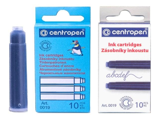 Капсулы 10 шт. Centropen синие 0019