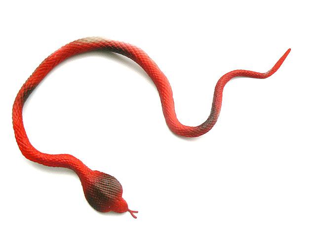 Змеи резиновые 30 см 7213/24