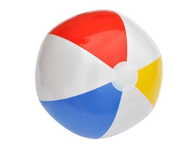 Мяч надувной  51см Цветик Intex 59020